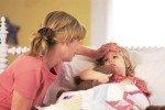 Современные дети болеют из-за ненормальных нагрузок