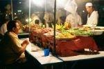 По ночам нельзя есть даже диетическую пищу