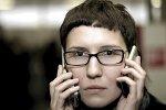 Разговоры по телефону портят зрение