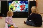 Просмотр телевизора способствует развитию агрессии у маленьких детей