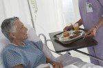 Половина пациентов израильских госпиталей недоедает