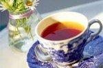C чем нельзя пить чай?