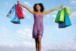 Женщины проводят в магазинах три года жизни