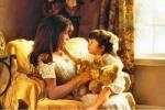 Любовь родителей готовит детей к сексуальной жизни