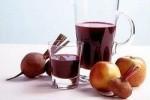 Свекольный сок снижает шанс появления болезней сердца