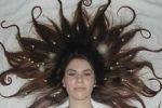 Секрет сна раскрывает человеческий волос