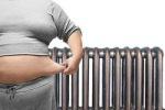 Эпидемию ожирения связали с отоплением помещений