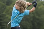 Силиконовый протез сделал из мальчика профессионального гольфиста