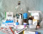 Что должно быть в домашней аптечке