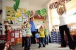 В британских школах вводят йогу для четырехлетних детей