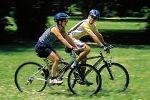 Езда на велосипеде с пользой для здоровья: нужно уметь?