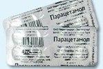 Парацетамол, входящий в состав сотен лекарственных препаратов, может быть с ...