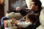 Находясь рядом с курильщиком, можно легко заработать слабоумие