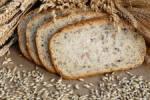 Полезный отрубной хлеб
