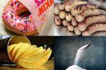 Продукты, приносящие вред организму