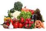 Выбирая фрукты и овощи, ориентируйтесь на цвет