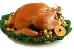 Мясо индейки: фосфора как в рыбе, железа больше чем в телятине