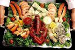 Минералы из морепродуктов способствуют хорошему настроению