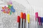 Раскраски для взрослых- это не только творчество, но и путь к здоровью
