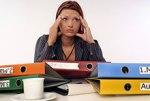 Постарайтесь детально спланировать свой рабочий день, и тогда волнений из-за работы будет меньше