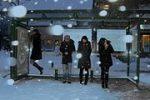 Как не замерзнуть на остановке общественного транспорта