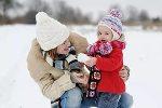 Что следует надевать в морозные дни