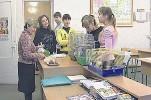 Учащиеся школы № 25 города Днепропетровска отказались от чипсов и сухариков