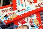 Осторожно, шоколад Kinder опасен