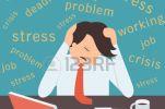 Стрессы провоцируют образование камней в почках
