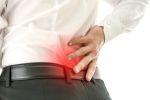 Шесть причин возникновения боли в спине