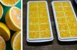 Замораживаем лимоны, получаем ценный продукт из томатов